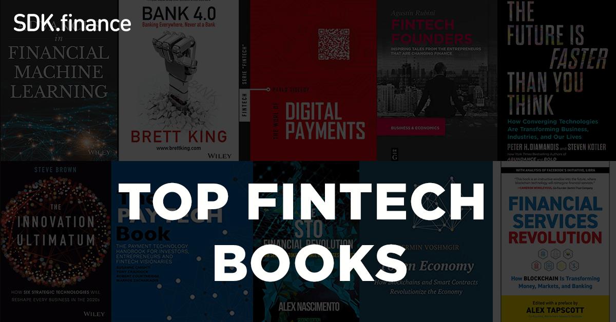 Top FinTech books